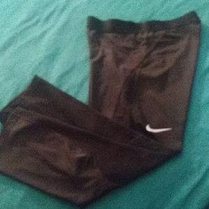 Nike work out Capri leggings